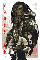 """08 Predator classic movie 14""""x21"""" inch wall Poster with Tracking Number"""