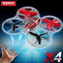 Syma X4 4-Ch 2.4GHz 6-Axis Gyro RC Helicopter Quadcopter With Flash Lights Mini Remote Control Helicopter Quad Copter Toys