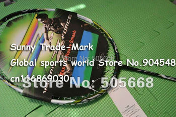 New YY Voltric Z Force VT Z Force Badminton Racquet Racket