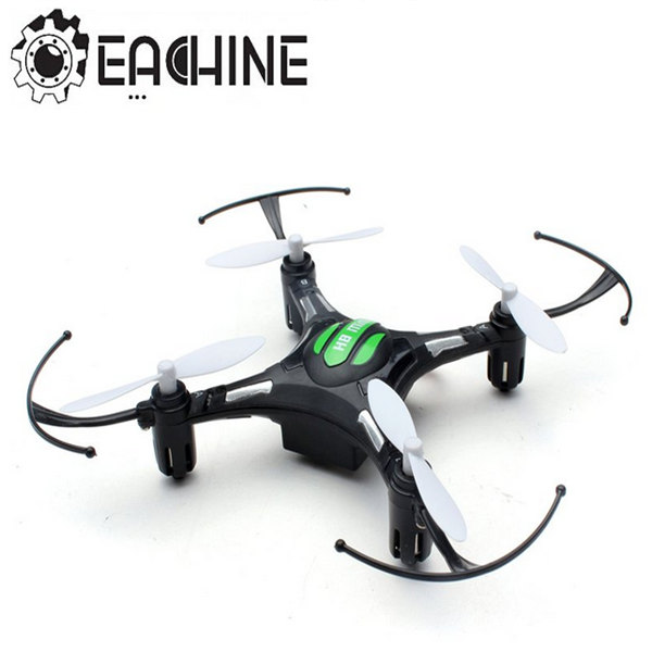 Hot Sale Eachine H8 Mini Headless Mode 2.4G 4CH 6 Axis RC Quadcopter RTF Mode2(China (Mainland))