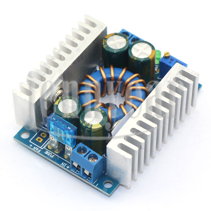 DC Boost Converter Regulator Module 8-32V to 9-46V Car Laptop PDA Portable Power Supply 12/24V(China (Mainland))