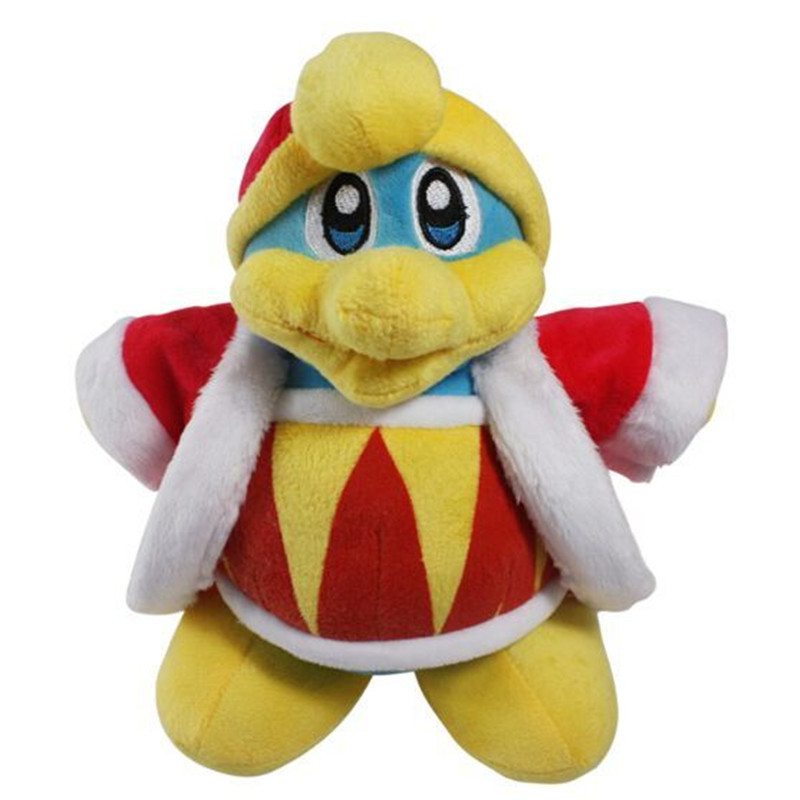 "8pcs/lot Kirby King Dedede DDD Plush Toy Stuffed Movie & TV Doll 10""25cm(China (Mainland))"