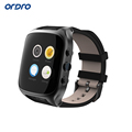 Ordro SW51 Android Smart Watch Bluetooth 4 0 RAM 512M ROM 4G with 1 54 IPS