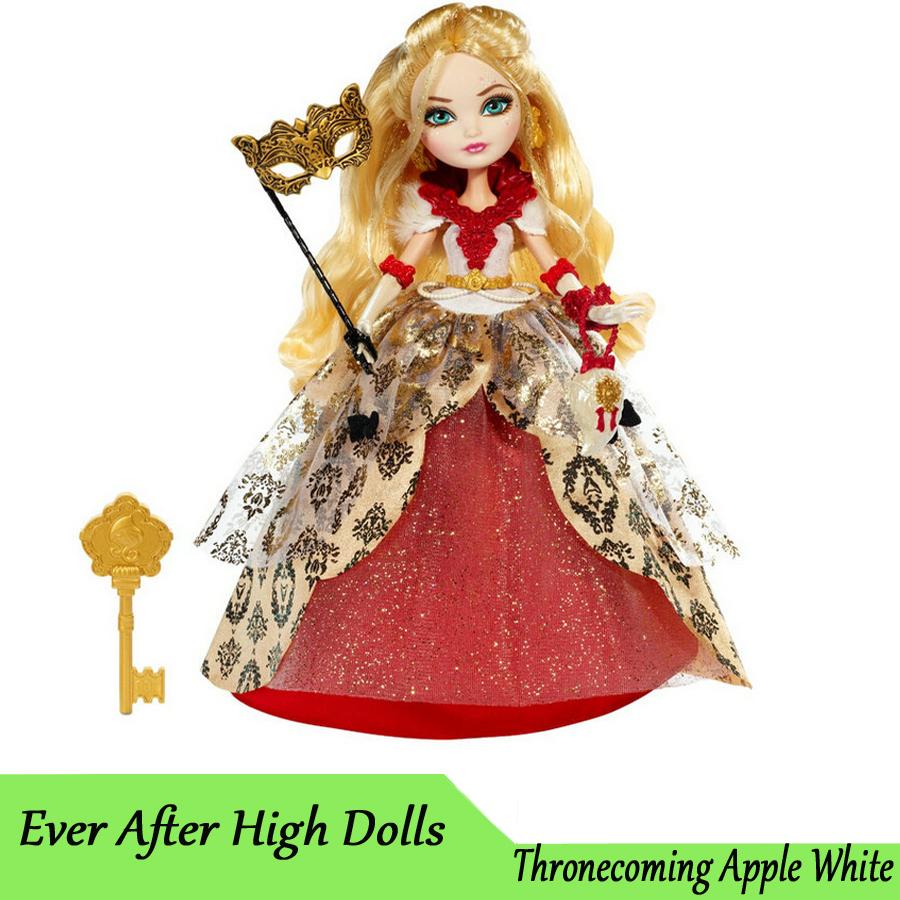 Apple Doll Apple White Doll New