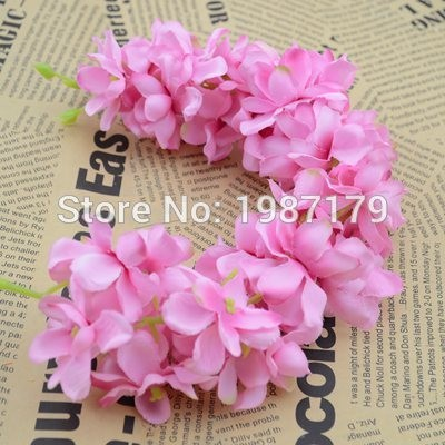 Artificial flowers hydrangea flowers DIY headdress decorated living room placed floral wedding sets