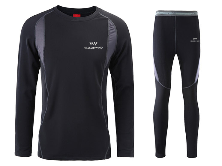 Free Shipping Mens Outdoor sports thermal underwear Hot-Dry technology surface N838<br><br>Aliexpress