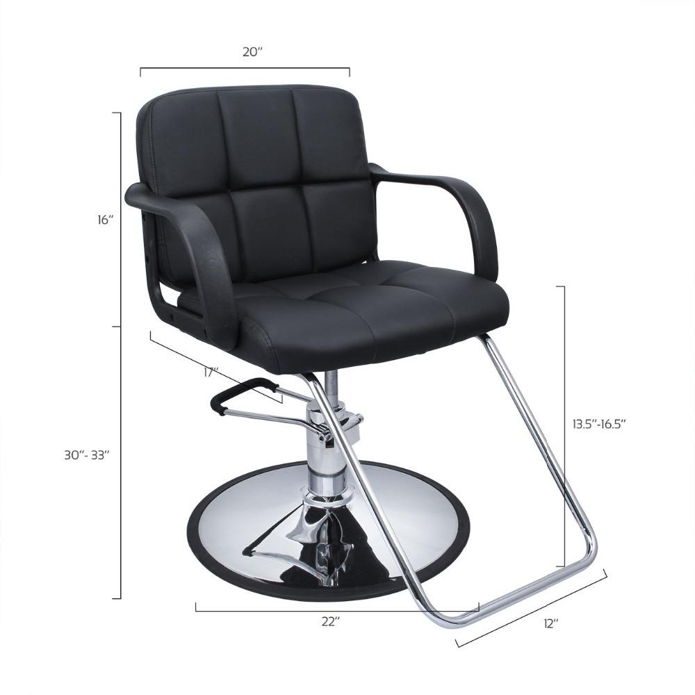 classic hydraulic barber chair salon beauty spa styling blackchina mainland beauty salon styling chair hydraulic