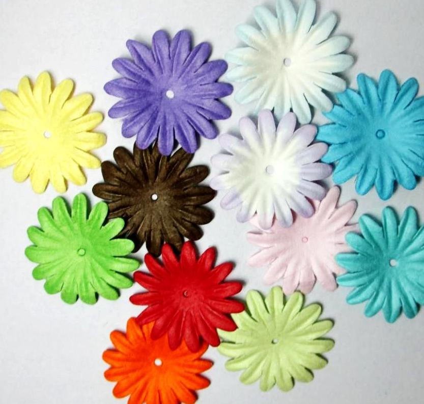 Scrapbooking Flowers