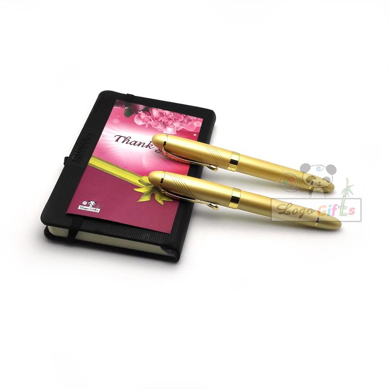 Здесь продается  HOT wedding gifts for guests souvenirs quality gold gift stationery pen for writing with a gift pen box  Офисные и Школьные принадлежности
