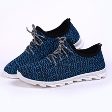 Spring of 2016 Men and Women Shoes Summer Leisure Flat Outdoor Breathable Shoes Man Plus Size Neon Canvas Shoes Male Couples