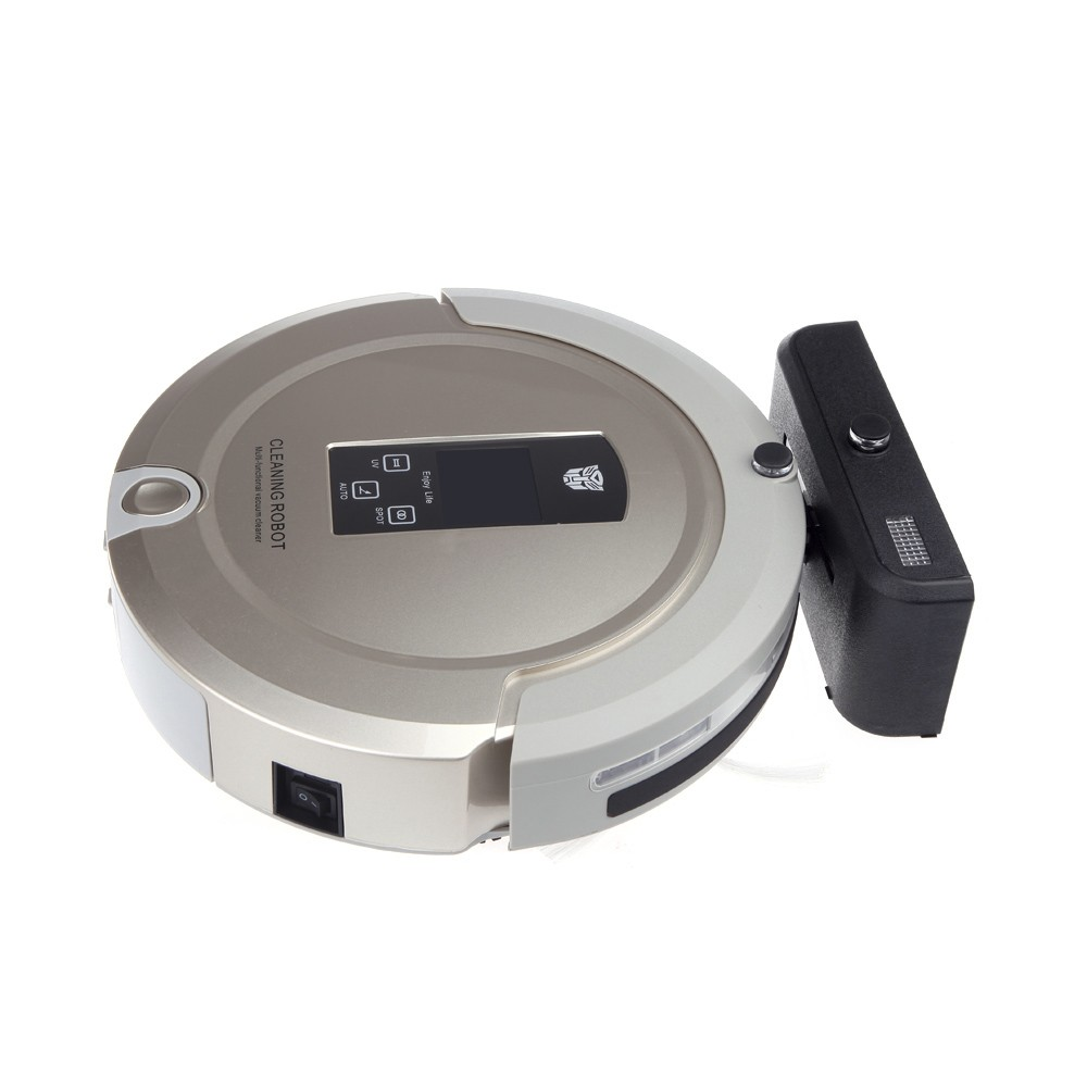 4 In 1 Multifunctional Vacuum Robot Cleaner (Sweep,Vacuum,Mop,Sterilize) Remote Controll,Stair Avoidance Detector,Schedule(China (Mainland))