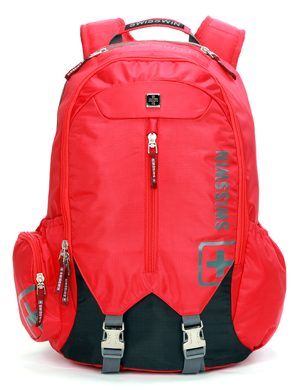 Swisswin 2015 new fashion trend outdoor lightweight backpack 30L top quality 16 Inch laptop backpacks travel cycling bag sw9176(China (Mainland))
