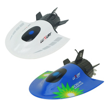 Free Shipping  Create Toys  3314 27MHz Radio Control Submarine Racing Boat(China (Mainland))