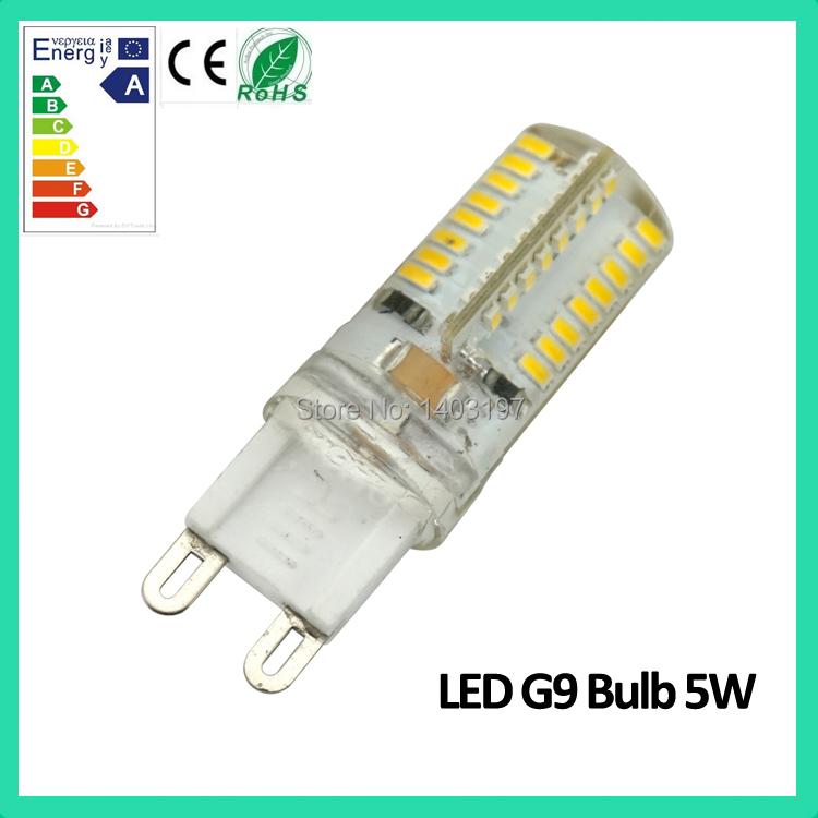 Светодиодная лампа Lusta LED 10 G9 64 X 3014 SMD G9 110V 220V G9