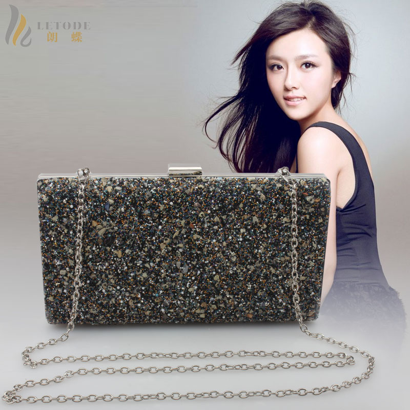 Free shipping Young women evening bags ladies Mini bag Elegant luxury handbags women bags designer Nice hands bags high quality(China (Mainland))