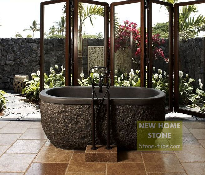 Black Stone Bath : Aliexpress.com : Buy Stone Bath Tubs Black Marble Hand Carved Chiseled ...