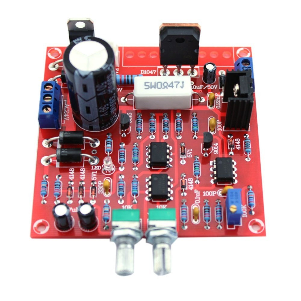 New DC Regulated Power Supply DIY Kit Continuously Adjustable Short Circuit Current Limiting Protection DIY Kit 0-30V 2mA-3A(China (Mainland))