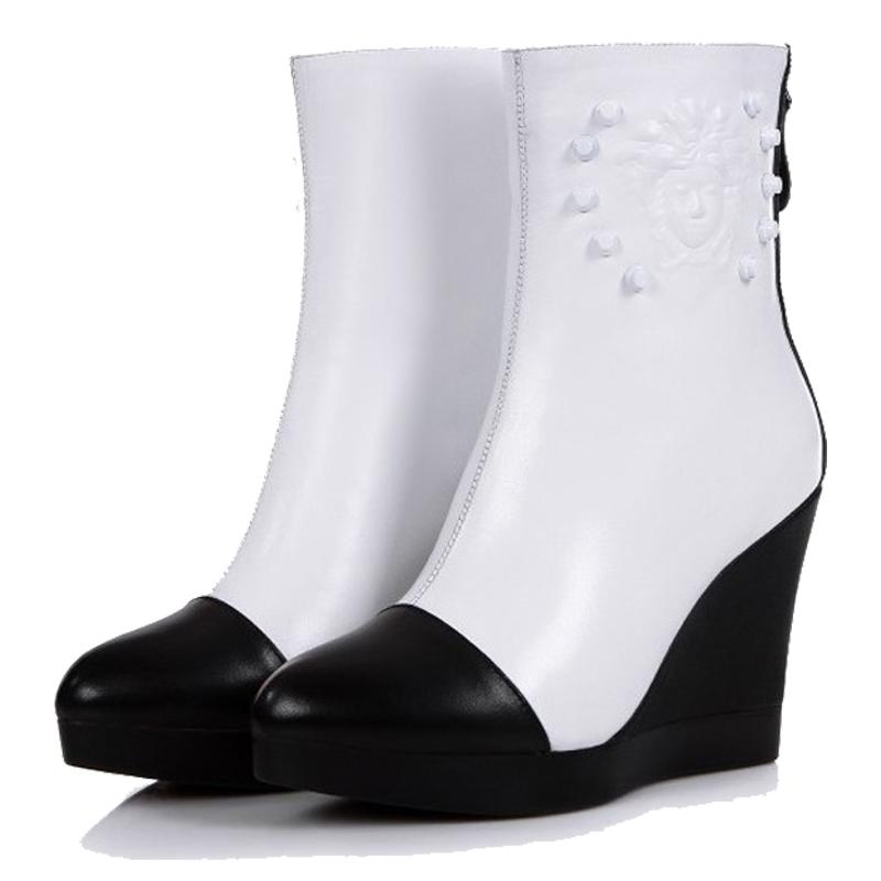 Обувь Мода Зима 210