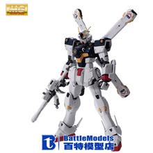 Genuine BANDAI MODEL 1/100 SCALE Gundam models #145936 MG Crossbone Gundam X-1 Ver. Ka plastic model kit
