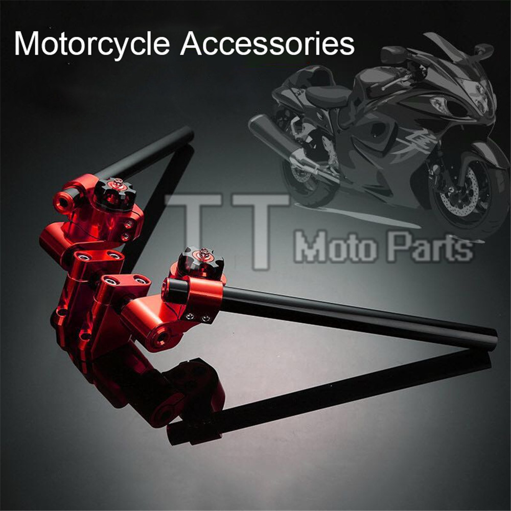 Motorcycle Scooter Adjustable Steering Handle Bar for yamaha tmax500 530 T-max500 530 smax155 bws125 bwsr pcx T max500 530 all(China (Mainland))