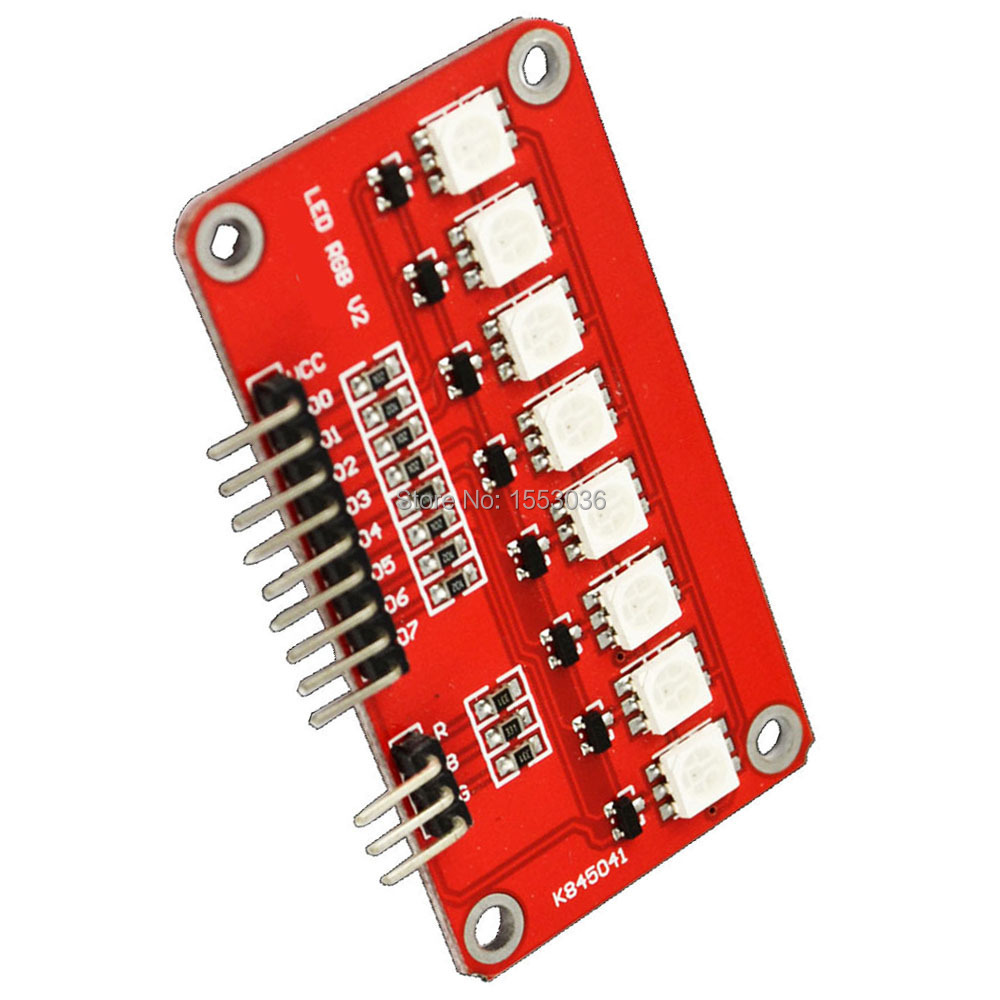 10pcs/lot SCM Water Lights Circuit Board Module SMD 5050