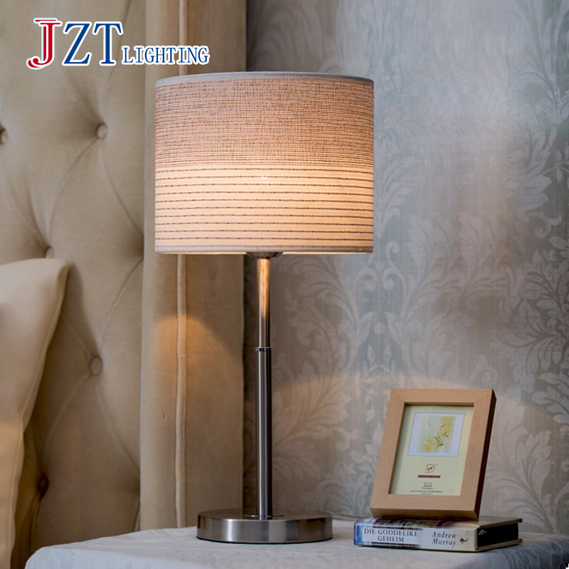 T Modern Fashion Artistical Desk Lamps For Bedroom Sweety Romance Creative Table Lamps With E27 Led Bulbs For Study Room(China (Mainland))