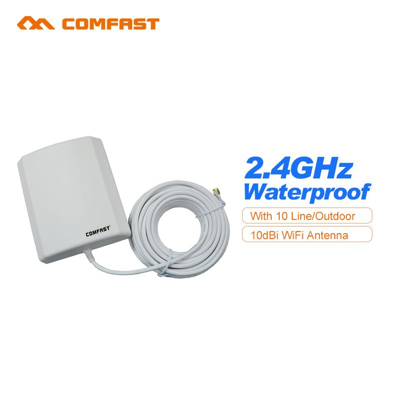 Achetez en gros longue port e ext rieure wifi antenne en - Meilleur routeur sans fil longue portee ...