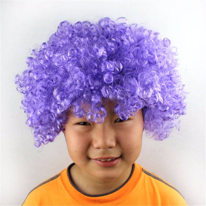 Afro Clown Wig  (3)