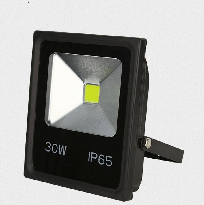 Здесь можно купить  Free shipping AC85-265V New style LED Floodlight 10w20w30w50w Waterproof LED Flood Light  Свет и освещение