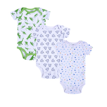 3pcs lot Baby Set Winter Thick 2015 Summer Short Sleeve Baby Girls Boys Clothing Baby Sets