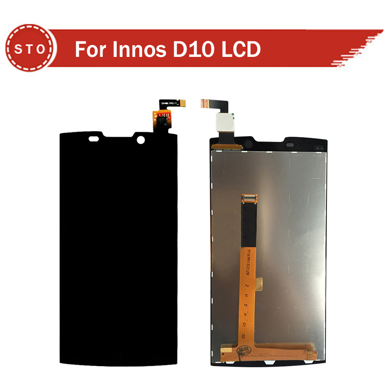 Original LCD Display with Touch Screen Digitizer Assembly For Highscreen Boost 2 Se For Innos D10 Free Shipping