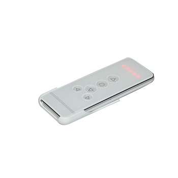 Electric Curtain Wireless Remote Contorl,High-grade Beautiful Remote Control with Base 315MHz 433MHz Five Channel