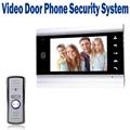 7 LCD Monitor Wired Doorbell Video Door Phone Door CCTV Monitor Intercom with 700 TVL IR