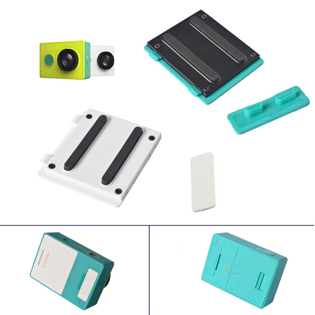 For Xiaomi yi Action Camera Battery Cover Battery Back Cover For Xiaomi yi Camera Accessories for Xiaomi yi Action Sport Camera