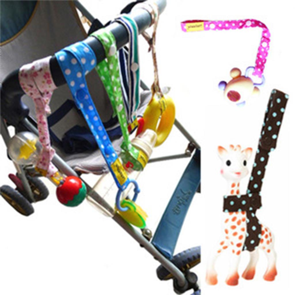 Baby Stroller Baby Toy Anti-lost Strap Baby Stroller Accessories