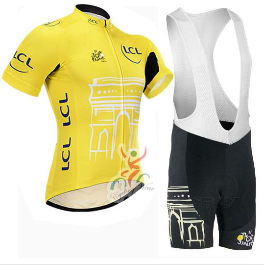 Tour de France Racing Bike Cycling Clothing Cycle Cycling Jersey/Breathable Mountain Bicycle Sportswear Roupa Ciclismo Sport(China (Mainland))