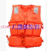 4-10 years old professional quality water sports kid vest life jacket life buoy flotation jacket boating Safety Clothing(China (Mainland))