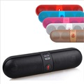 New fashion Bluetooth Wireless Speaker Capsule Outdoor Sport Portable Stereo With Mic Hand free For Iphone