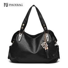 Buy HJPHOEBAG new fashion High Products Luxury Handbag Tote ladies PU Leather Hobo Shoulder Bag women Messenger Bags 6 colors Z-16 for $17.85 in AliExpress store