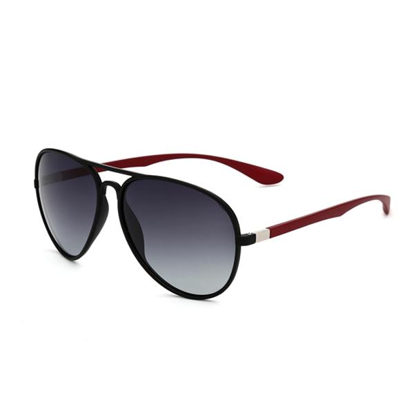 New Look Fashion Designer Aviator Sunglasses Women Bat Plastic UV Protection Sun Glasses Eyewear Oculos De Sol Feminino(China (Mainland))