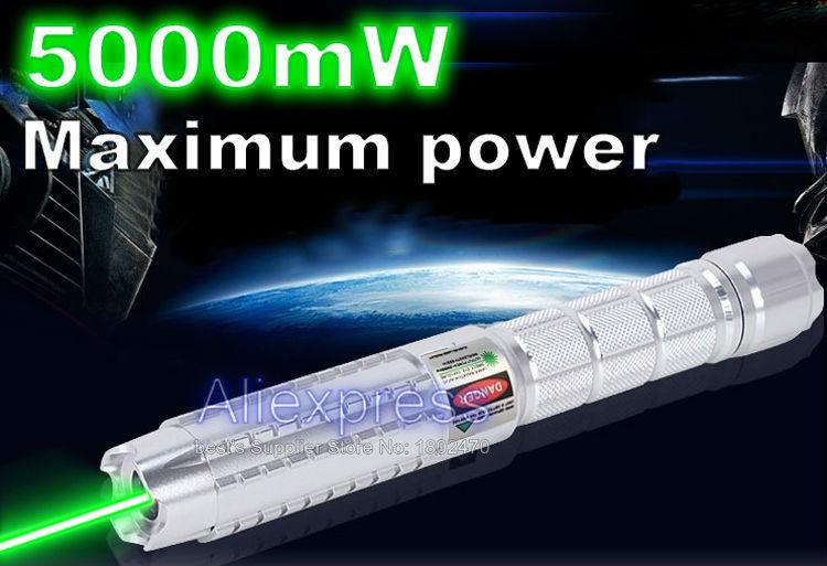 Aliexpress Com Buy 5000mw Maximum Power Military Green