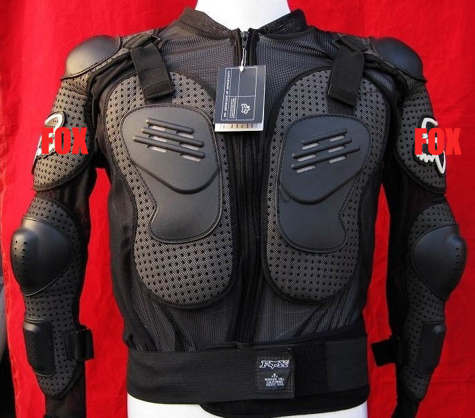 Full body IMPACT Armor Skiing Motor,Motocross,motorcycle,cycling,biker protector armour HARD SHELL mesh cloth flexibility(China (Mainland))
