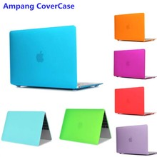 New Fastion Matte Laptop Cover For Apple Macbook Pro 13 Case 13.3 inch Matte Laptop Cases for Pro 13 Cases with Retina 13.3 inch