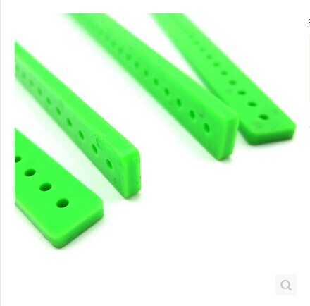 50PCS Plastic strip assembly connector DY model toy bricks model construction material of creative educational toys accessories(China (Mainland))