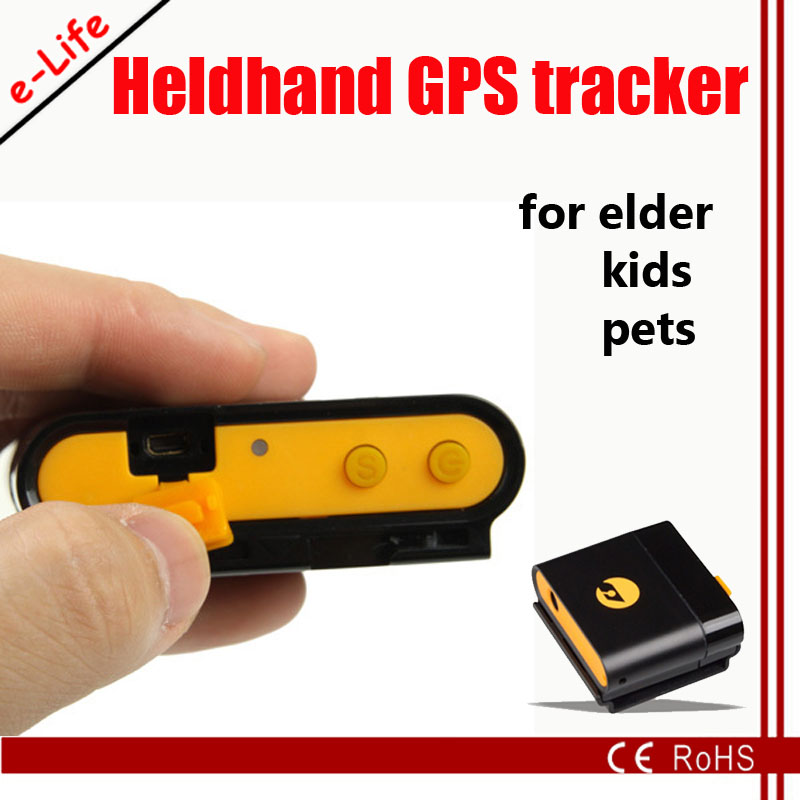small pet dog gps tracking device TK108 Gps tracker,support Google map link on mobile phone screen,SOS button(China (Mainland))