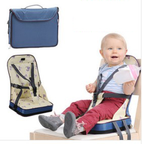 Baby chair furniture infant seat portable highchair for baby folding safety seat product suspender(China (Mainland))