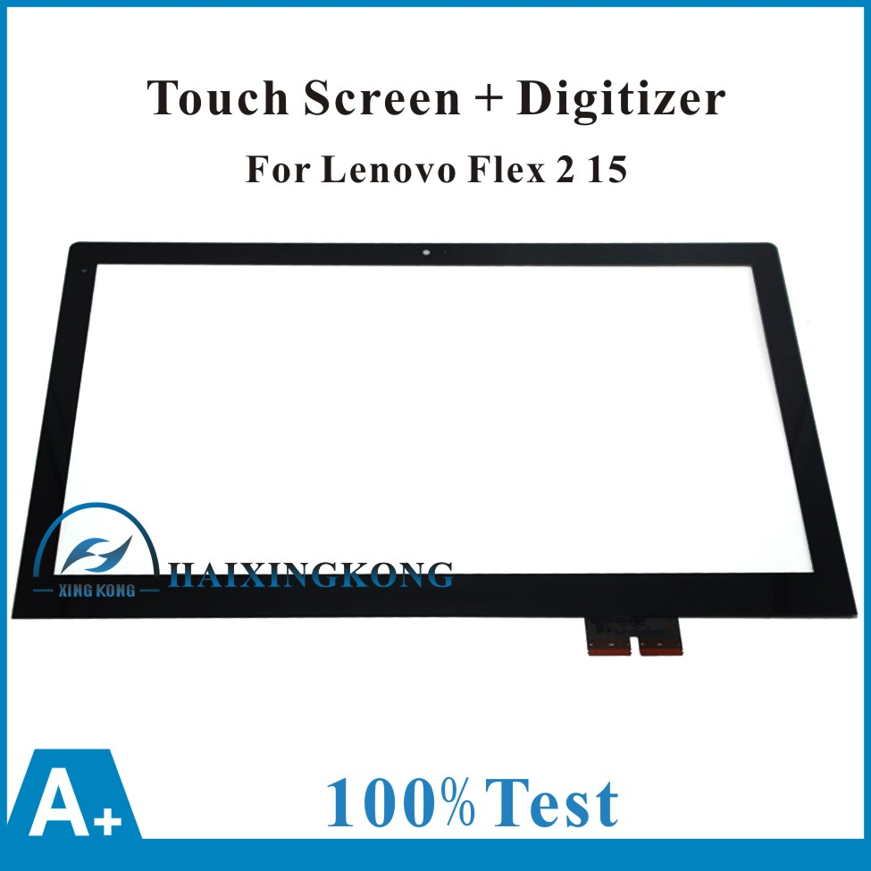 New 15.6 Touch Screen Digitizer Glass Replacement For Lenovo Flex 2 15 <br><br>Aliexpress