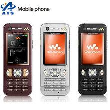 w890 Original Sony Ericsson W890i Mobile Phone 3.15MP camera 3G Quad-Band Russian keyboard Support(China (Mainland))