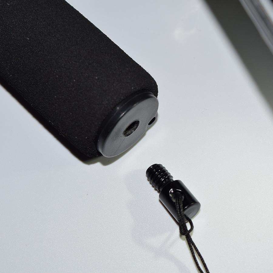 Gopro Accessories Extendable Handheld Stick Telescopic Monopod Mount Adapter Tripod for Hero 3+ 4 SJ4000/5000/6000 xiaomi yi
