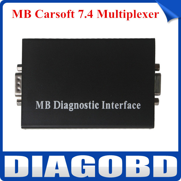 MB Carsoft 7.4 Multiplexer Car MB Carsoft 7.4 Diagnostic Tool with Best Price(Hong Kong)